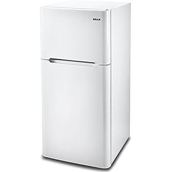 Amazon Com Della 4 5 Cu Ft Mini Compact Refrigerator