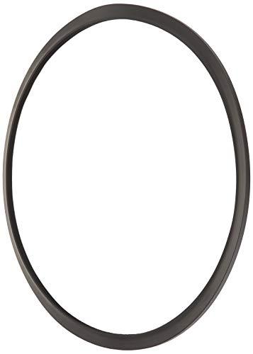 Mirro 2100043693 Self-Sealing Gasket for Pressure Cooker, 12-Inch, Black