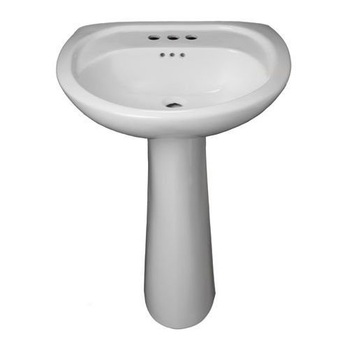 Basin Pedestal 3 Hole (ProFlo PF5008 20
