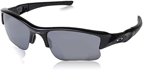 77c8ef2ab9 Oakley Men s Flak Jacket XLJ Sunglasses