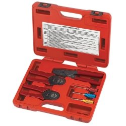 6 PIece Deutsch Terminal Service Kit Tools Equipment Hand Tools by SG Tool Aid