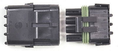 MSD 8171 Weathertight 4-Pin Connector