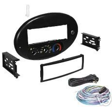 31PAH8X1X4L amazon com stereo install dash kit mercury sable 96 97 98 (car  at alyssarenee.co