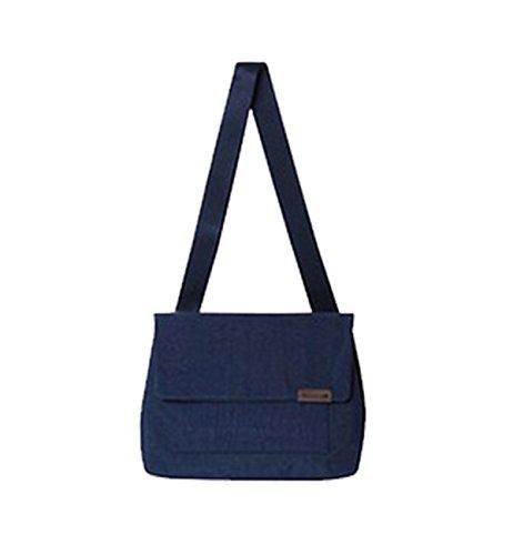 Tom Clovers Girls Womens Waterproof Nylon Crossbody Bag Shoulder Bag Message Bag School Bag Satchel Sling Bag Handbag