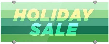 Basic Teal Premium Brushed Aluminum Sign Black Friday Sale CGSignLab 27x18