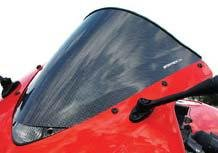 - Sportech V-Flow Windscreen Chrome for Suzuki GSXR 600 750 06-07