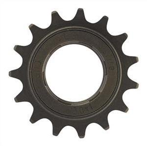 Single Speed Sprocket - ACS 18T X 3/32 Crossfire Gun Metal