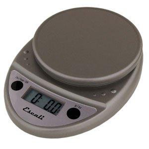 Escali Escali-PRIMO-M Digital Kitchen Food Metallic Scale (Primo Escali Scale Food)