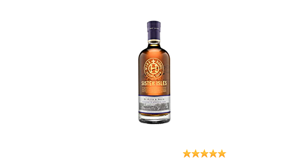Sister Isles, Ron Moscatel - 700 ml