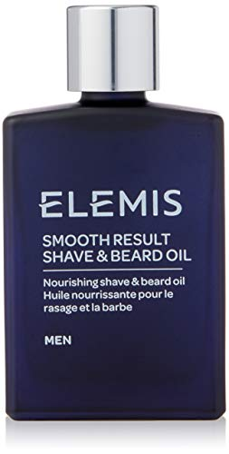 (ELEMIS Smooth Result Shave and Beard Oil - Nourishing Shave and Beard Oil for Men, 1 fl. oz )