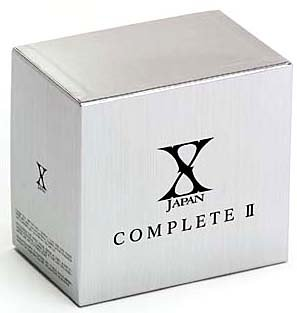 X JAPAN / X JAPAN COMPLETE II[DVD付]