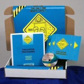 Evacuation Procedures Safety Meeting Kit (K0002409EM)