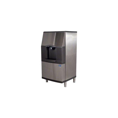 Ice Bin and Dispenser - 180 lb. Bin Capacity,