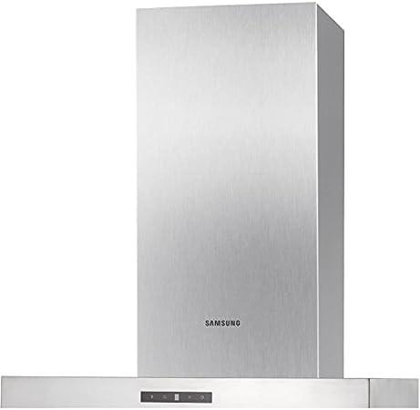 Samsung hdc6 C55tx/EUR – Campana Decorativa Pared – Evacuation/reciclaje – 402 M3 Air/H – 4 velocidades – L 60 cm – acero inoxidable: Amazon.es: Hogar