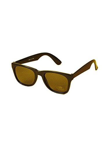 Forum Novelties Wayfarer Non-Polarized, Blues Sunglasses for Men/Women - Multicolor, One Size ()