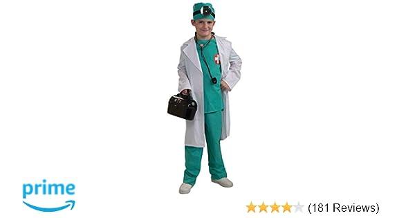 Forum Novelties Chief Surgeon Doctor Kids Child Costume