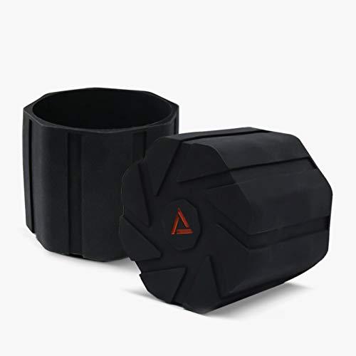 (Prova Tech Camera Lens Cap, Shock-Absorbent Universal Lens Cover Fit for 70-110mm Diameter DSLR Lens (2-Pack))