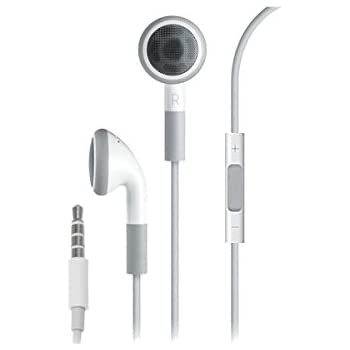 Apple Original Earphone with Remote and Mic for iPhone 3GS/4/4S