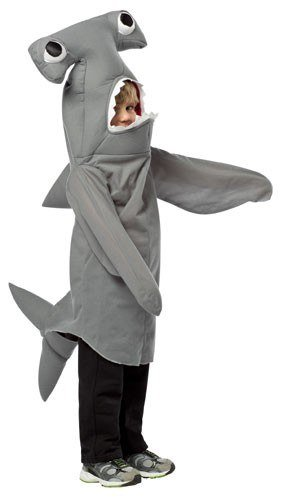 Rasta Imposta Hammerhead Shark, Grey, (Toddler Hammerhead Shark Costumes)