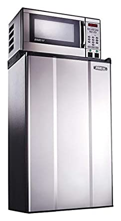 Amazon.com: MICROFRIDGE Refrig/Ice/Microondas, SS, 3.6 cu ...