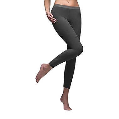 Women's Heat Holders 0.61 tog Microfleece Thermal Base layer Leggings /Bottoms