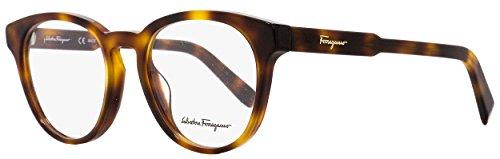 Salvatore Ferragamo Glasses (Salvatore FERRAGAMO Rx Eyeglasses - SF2762 214 - TORTOISE (51-19-140))