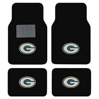 Amazon Com Fanmats Nfl Green Bay Packers Nylon Face