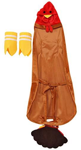 Image of Rubie's Turkey Dog Costume