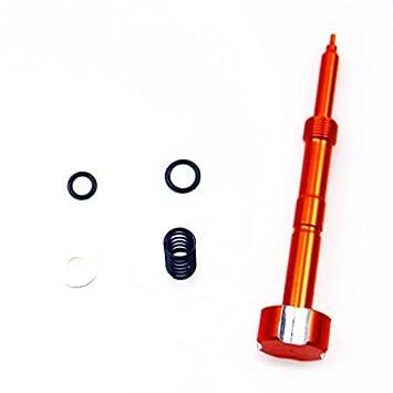 450F Rojo 426F CRF 150 250 450 250XCW BHYShop Ajustador de tornillo de mezcla de combustible para carburador FCR YZ250F