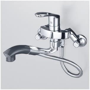 KVK シングルレバー式混合水栓 寒冷地用 KM5000ZTP