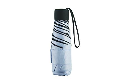 ximlife Mini Travel Umbrella Compact Sun Rain Umbrella Ultral Light Women Purse Umbrellas UV Protection Coating