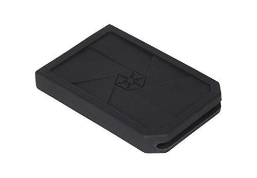 SST-MS07B - Festplattenschutzhülle