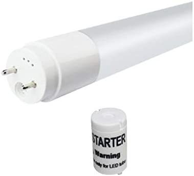 LED G13 Röhre T8 Leuchtstoffröhre Leuchtmittel Glas 18W 1800 Lumen 120cm 6500K