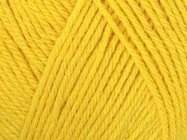 - Ella Rae Classic Wool Yarn #338 Sunflower 100g