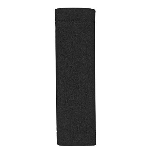 Travelon - Almohadilla para cinturón de seguridad, Negro, Una talla