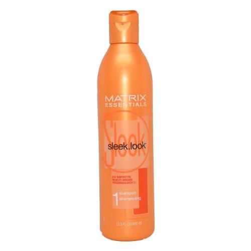 Matrix Sleek Look Smooth Shampoo 13.5-Ounce Ounce  (Matrix Sleek Look Smoothing Shampoo)