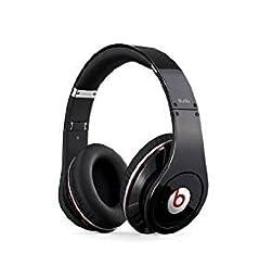 Beats Studio Over-Ear Wired Headphones- Black (Certified Refurbished)
