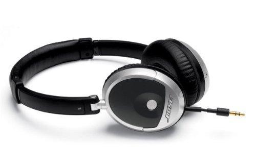 Bose Folding Headphones - Bose ON-Ear Headphones Silver