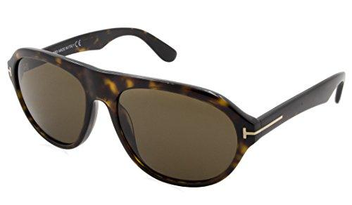 Tom Ford Sunglasses - Ivan / Frame: Tortoise Lens: Brown-TF039752J