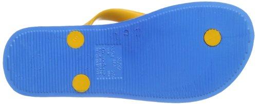 Ipanema Classic Iv Unisex - Chanclas Unisex Niños Azul (Blau (blue/yellow/white 20142))