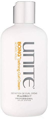 Boing Hair Defining Hair Styling Curl Cream 8 Oz (Boing Curling Cream)