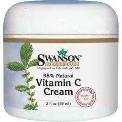 Vitamina C para la Cara- en Crema 98% Natural