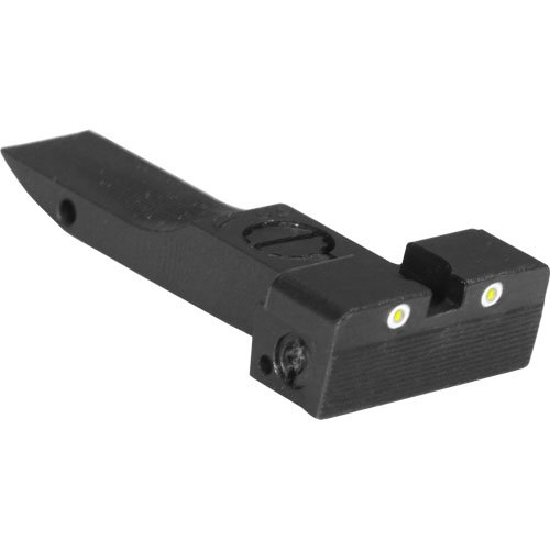 Elliason Kensight Sight Trijicon Tritium insert - Night Sights with Rounded Blade by Kensight