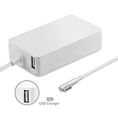 Macbook Air Charger,HKY Ac 45w Magsafe Power Adapter Charger for MacBook Air 11-inch and 13 inch
