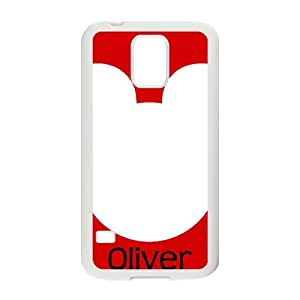 Oliver Lovely bear head Cell Phone Case for Samsung Galaxy S5
