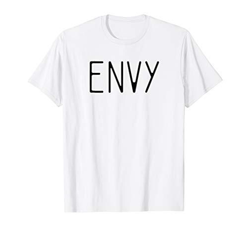 (ENVY shirt - Green with Envy Halloween Costumes for)