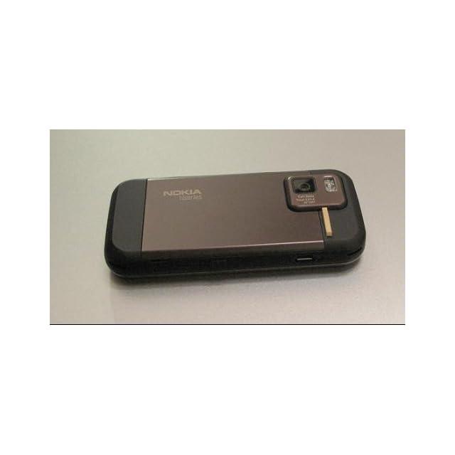 Nokia N97 mini 8 GB Unlocked Phone   U.S. Version with Full U.S. Warranty (Black) Cell Phones & Accessories