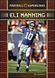 img - for Eli Manning (Football Superstars) book / textbook / text book