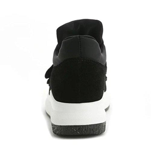 Black Bas La Nago With Noir 5 36 Femme Black 1Yfq5B
