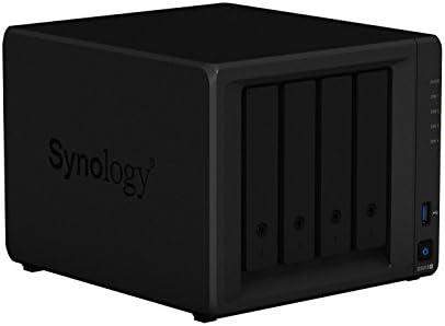 Synology DS918+ NAS Escritorio Ethernet Negro servidor de ...